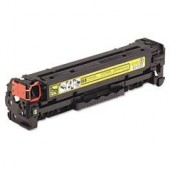 Cartucho Toner Reemplaza al Original Hewlett Packard (HP) CC532A (CC532A)  /// Color: Yellow